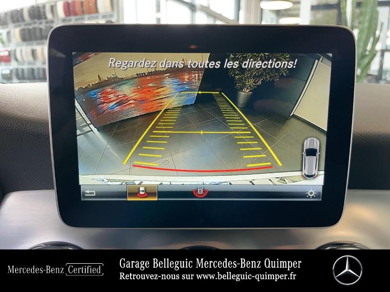 Photo 27 de l'offre de MERCEDES-BENZ Classe GLA 180 d Fascination 7G-DCT à 27490€ chez Garage Belleguic - Mercedes-Benz Quimper