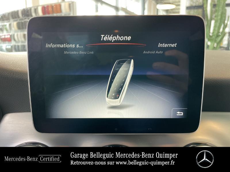 Photo 25 de l'offre de MERCEDES-BENZ Classe GLA 180 d Fascination 7G-DCT à 27490€ chez Garage Belleguic - Mercedes-Benz Quimper