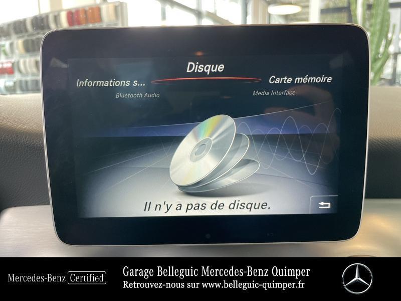 Photo 22 de l'offre de MERCEDES-BENZ Classe GLA 180 d Fascination 7G-DCT à 27490€ chez Garage Belleguic - Mercedes-Benz Quimper