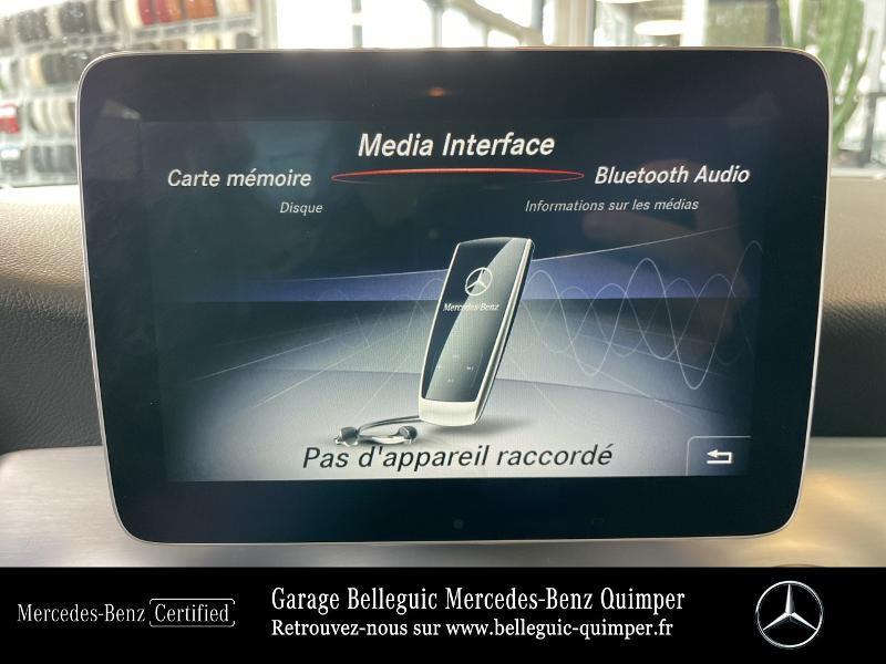 Photo 24 de l'offre de MERCEDES-BENZ Classe GLA 180 d Fascination 7G-DCT à 27490€ chez Garage Belleguic - Mercedes-Benz Quimper