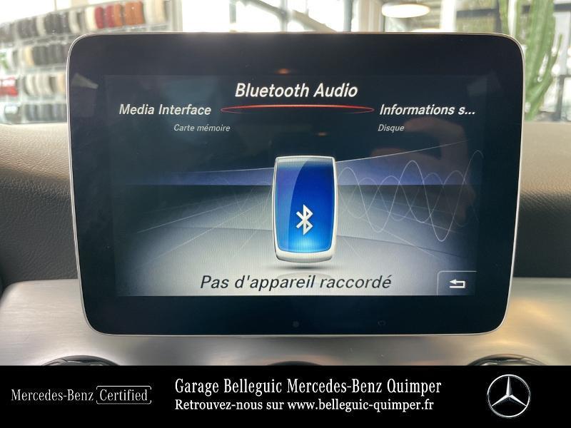 Photo 21 de l'offre de MERCEDES-BENZ Classe GLA 180 d Fascination 7G-DCT à 27490€ chez Garage Belleguic - Mercedes-Benz Quimper