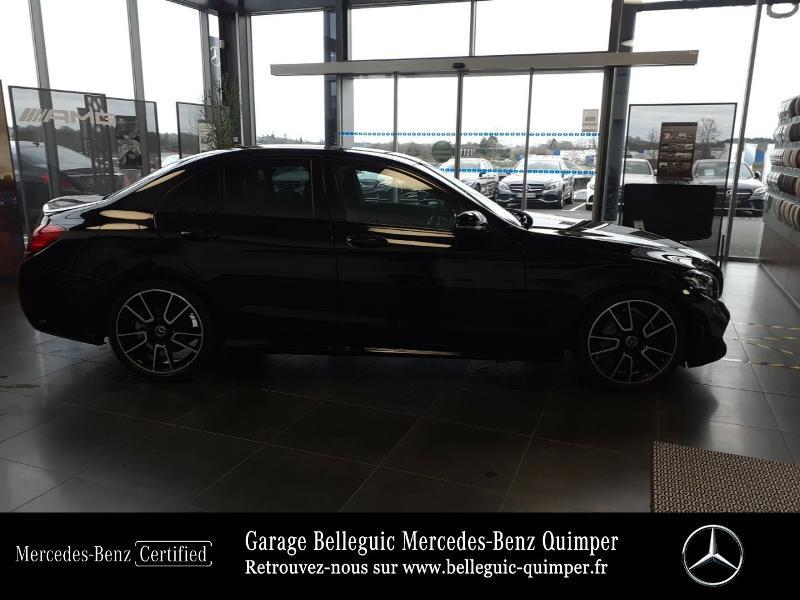 Photo 4 de l'offre de MERCEDES-BENZ Classe C 220 d 194ch AMG Line 9G-Tronic à 45900€ chez Garage Belleguic - Mercedes-Benz Quimper