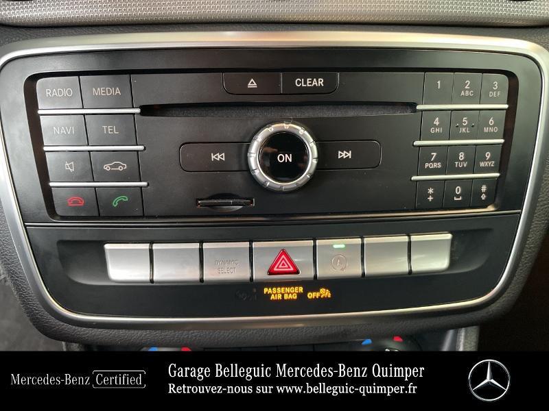 Photo 26 de l'offre de MERCEDES-BENZ Classe GLA 180 d Sensation 7G-DCT à 26390€ chez Garage Belleguic - Mercedes-Benz Quimper