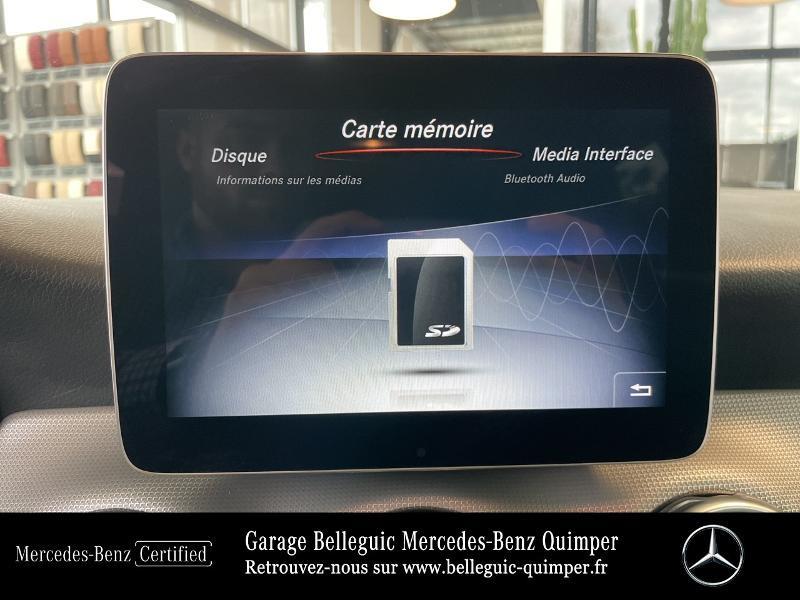 Photo 23 de l'offre de MERCEDES-BENZ Classe GLA 180 d Sensation 7G-DCT à 26390€ chez Garage Belleguic - Mercedes-Benz Quimper