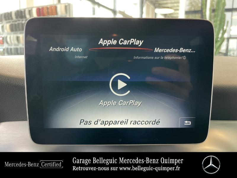 Photo 26 de l'offre de MERCEDES-BENZ Classe GLA 180 d Fascination 7G-DCT à 27490€ chez Garage Belleguic - Mercedes-Benz Quimper