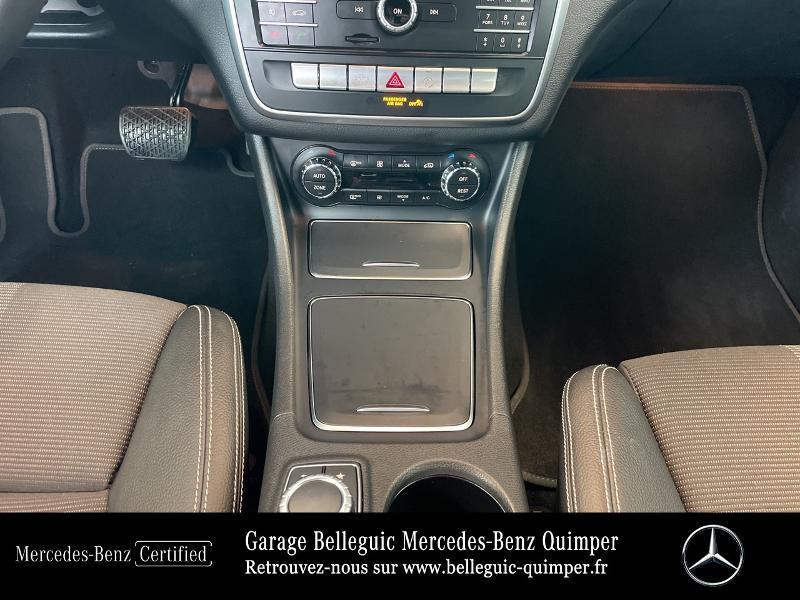 Photo 10 de l'offre de MERCEDES-BENZ Classe GLA 180 d Sensation 7G-DCT à 26390€ chez Garage Belleguic - Mercedes-Benz Quimper