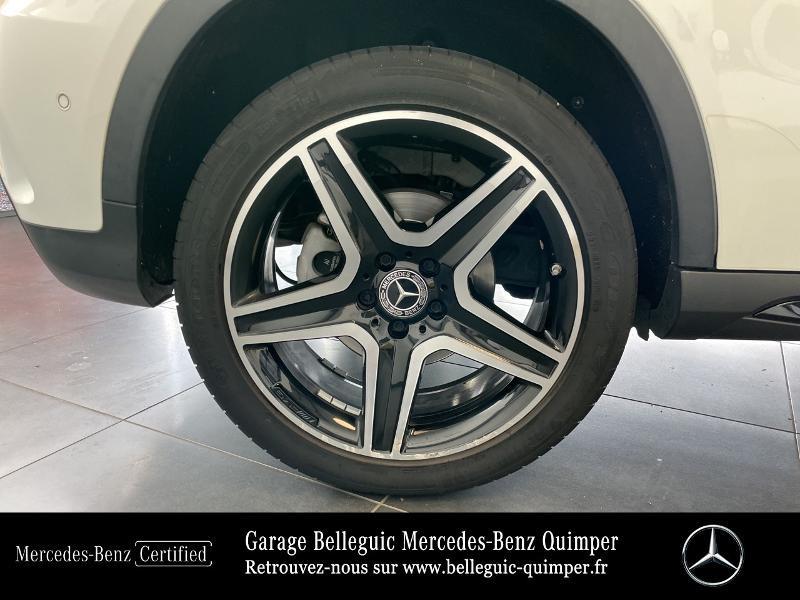 Photo 16 de l'offre de MERCEDES-BENZ Classe GLA 180 d Fascination 7G-DCT à 27490€ chez Garage Belleguic - Mercedes-Benz Quimper