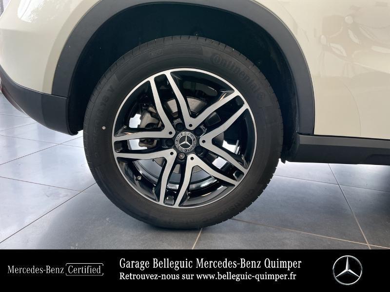 Photo 16 de l'offre de MERCEDES-BENZ Classe GLA 180 d Sensation 7G-DCT à 26390€ chez Garage Belleguic - Mercedes-Benz Quimper