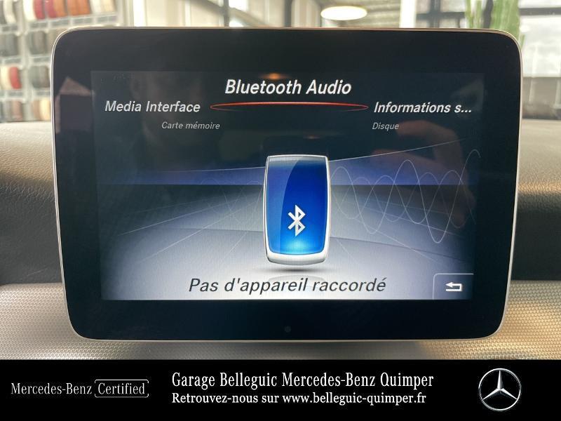 Photo 21 de l'offre de MERCEDES-BENZ Classe GLA 180 d Sensation 7G-DCT à 26390€ chez Garage Belleguic - Mercedes-Benz Quimper