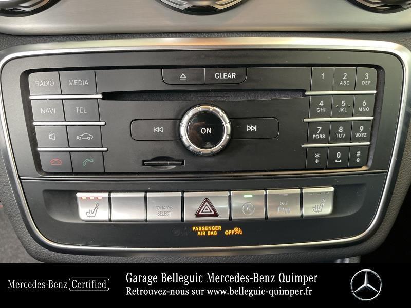 Photo 28 de l'offre de MERCEDES-BENZ Classe GLA 180 d Fascination 7G-DCT à 27490€ chez Garage Belleguic - Mercedes-Benz Quimper