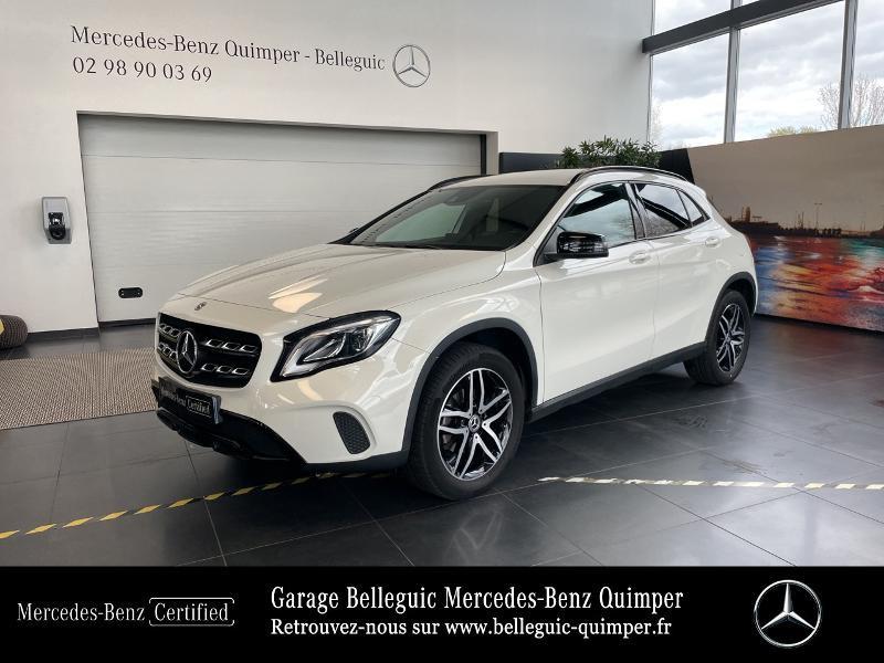 Photo 31 de l'offre de MERCEDES-BENZ Classe GLA 180 d Sensation 7G-DCT à 26390€ chez Garage Belleguic - Mercedes-Benz Quimper