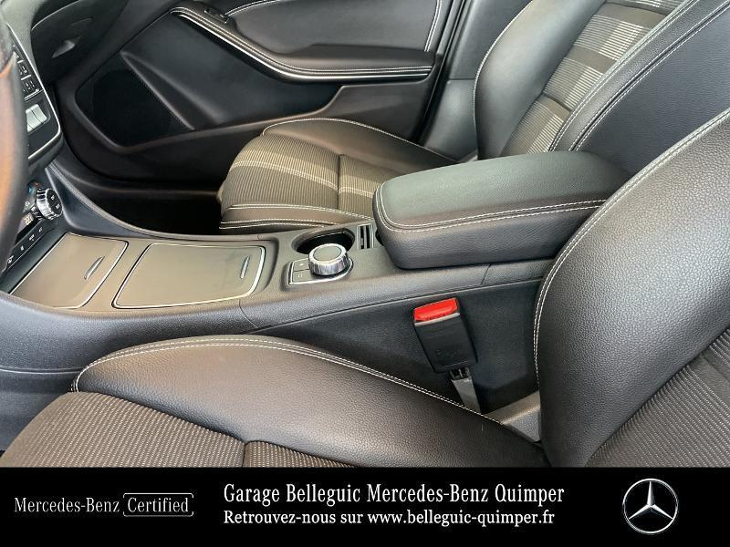 Photo 29 de l'offre de MERCEDES-BENZ Classe GLA 180 d Sensation 7G-DCT à 26390€ chez Garage Belleguic - Mercedes-Benz Quimper