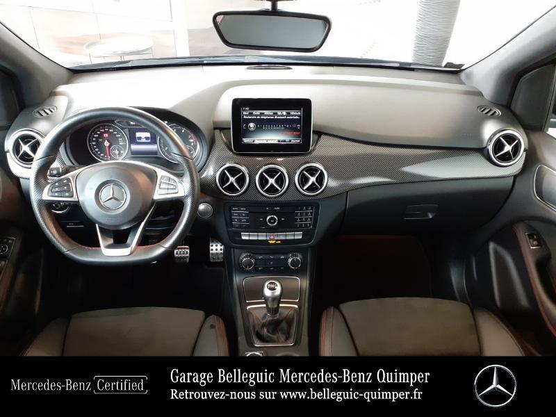 Photo 6 de l'offre de MERCEDES-BENZ Classe B 200 156ch Sport Edition à 22890€ chez Garage Belleguic - Mercedes-Benz Quimper