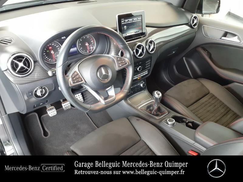 Photo 17 de l'offre de MERCEDES-BENZ Classe B 200 156ch Sport Edition à 22890€ chez Garage Belleguic - Mercedes-Benz Quimper