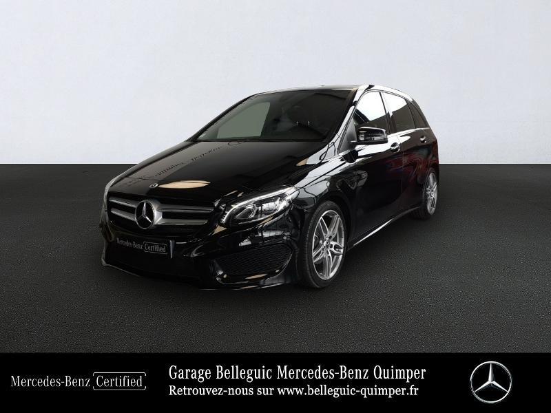 Mercedes-Benz Classe B 200 156ch Sport Edition Essence Noir Cosmos Métal Occasion à vendre