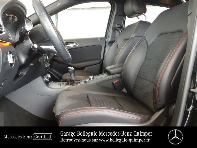 Photo 18 de l'offre de MERCEDES-BENZ Classe B 200 156ch Sport Edition à 22890€ chez Garage Belleguic - Mercedes-Benz Quimper