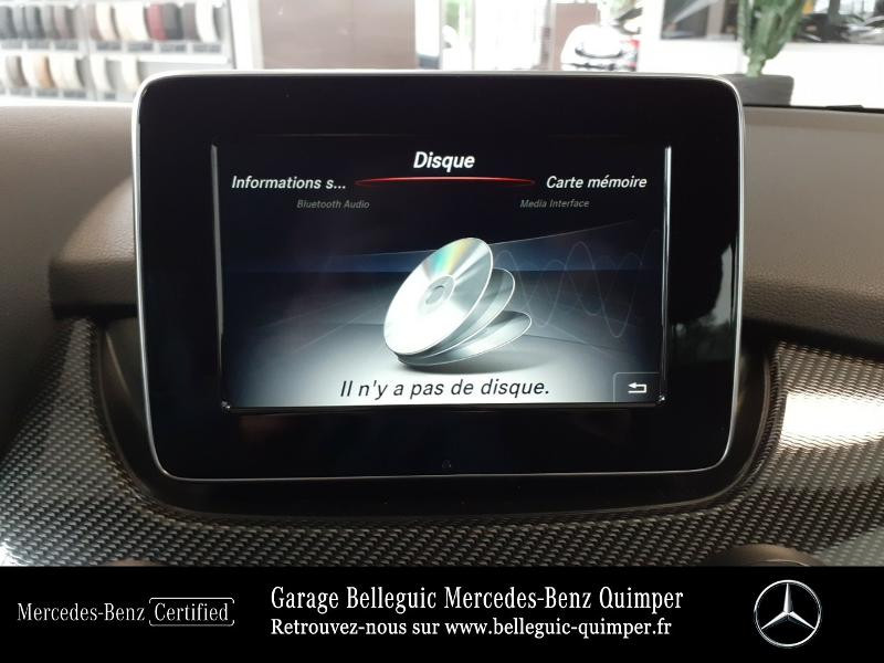 Photo 25 de l'offre de MERCEDES-BENZ Classe B 200 156ch Sport Edition à 22890€ chez Garage Belleguic - Mercedes-Benz Quimper