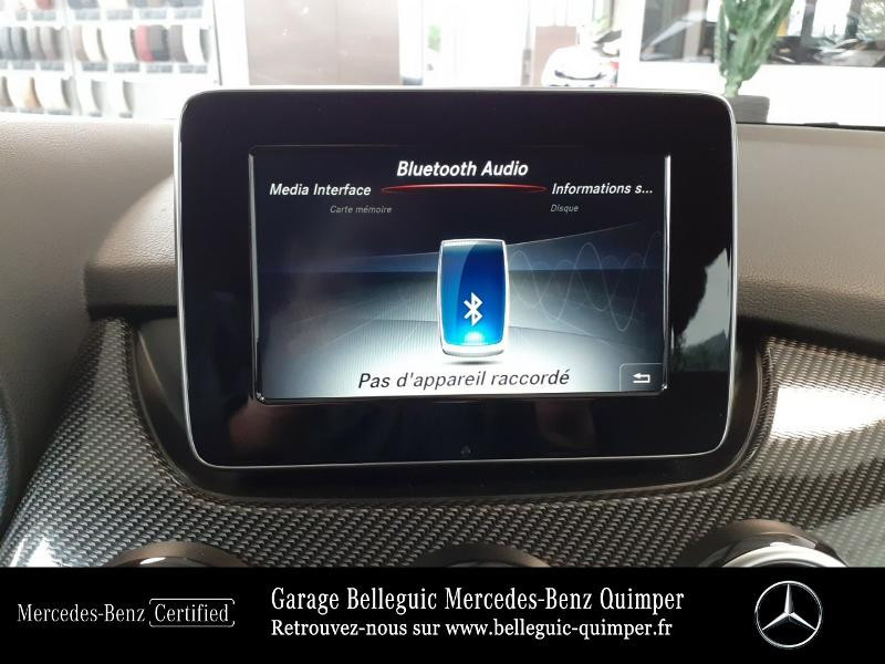 Photo 24 de l'offre de MERCEDES-BENZ Classe B 200 156ch Sport Edition à 22890€ chez Garage Belleguic - Mercedes-Benz Quimper