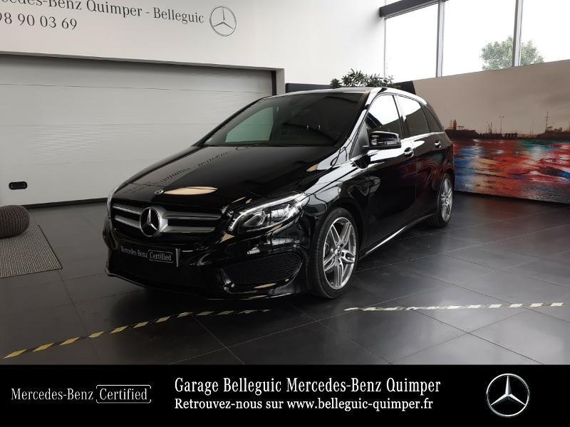 Photo 31 de l'offre de MERCEDES-BENZ Classe B 200 156ch Sport Edition à 22890€ chez Garage Belleguic - Mercedes-Benz Quimper