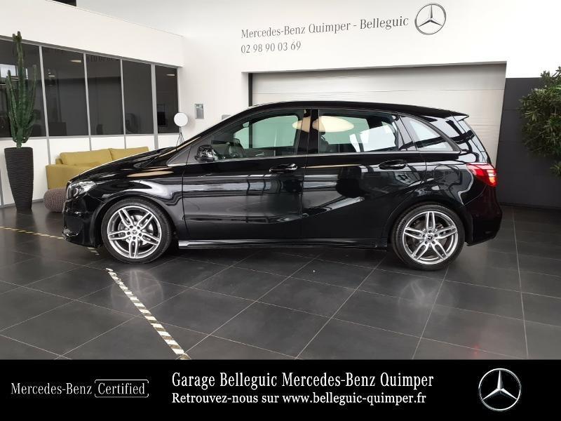 Photo 2 de l'offre de MERCEDES-BENZ Classe B 200 156ch Sport Edition à 22890€ chez Garage Belleguic - Mercedes-Benz Quimper