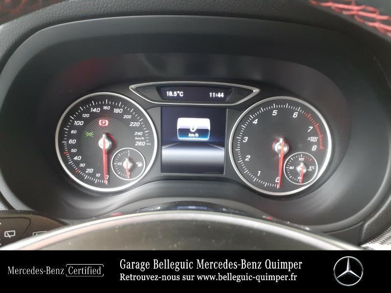 Photo 9 de l'offre de MERCEDES-BENZ Classe B 200 156ch Sport Edition à 22890€ chez Garage Belleguic - Mercedes-Benz Quimper