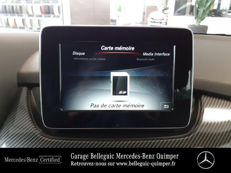 Photo 26 de l'offre de MERCEDES-BENZ Classe B 200 156ch Sport Edition à 22890€ chez Garage Belleguic - Mercedes-Benz Quimper