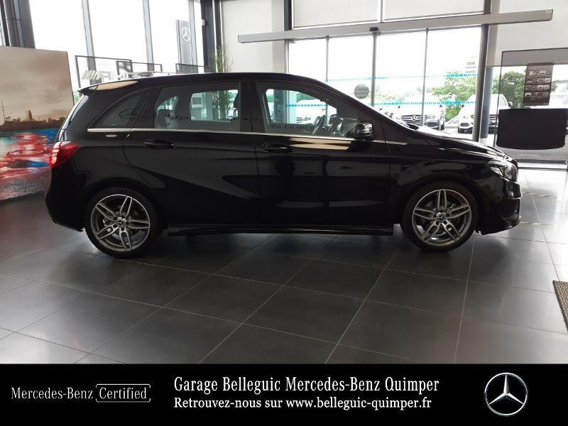 Photo 4 de l'offre de MERCEDES-BENZ Classe B 200 156ch Sport Edition à 22890€ chez Garage Belleguic - Mercedes-Benz Quimper