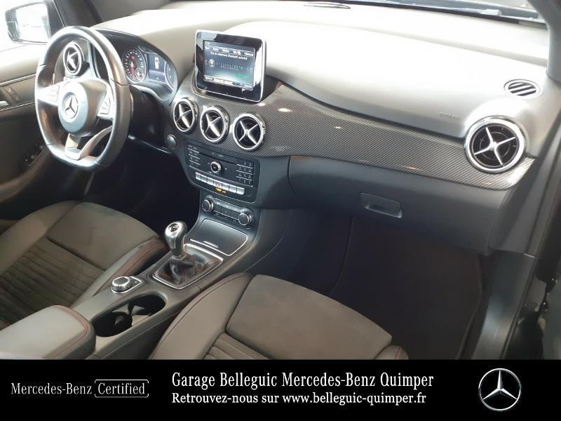 Photo 30 de l'offre de MERCEDES-BENZ Classe B 200 156ch Sport Edition à 22890€ chez Garage Belleguic - Mercedes-Benz Quimper
