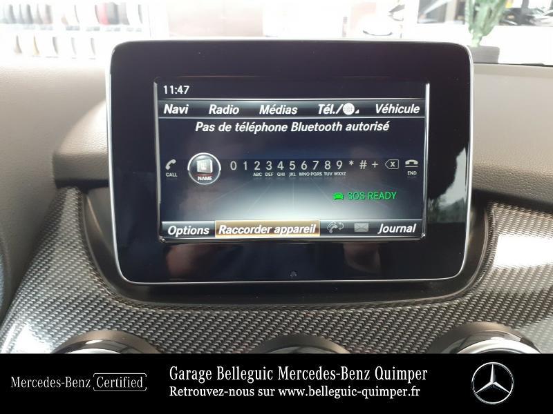 Photo 28 de l'offre de MERCEDES-BENZ Classe B 200 156ch Sport Edition à 22890€ chez Garage Belleguic - Mercedes-Benz Quimper