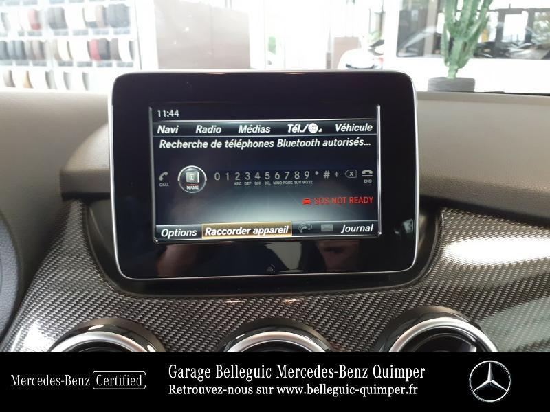 Photo 8 de l'offre de MERCEDES-BENZ Classe B 200 156ch Sport Edition à 22890€ chez Garage Belleguic - Mercedes-Benz Quimper