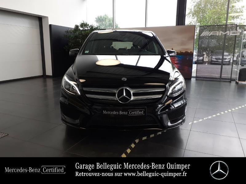 Photo 5 de l'offre de MERCEDES-BENZ Classe B 200 156ch Sport Edition à 22890€ chez Garage Belleguic - Mercedes-Benz Quimper