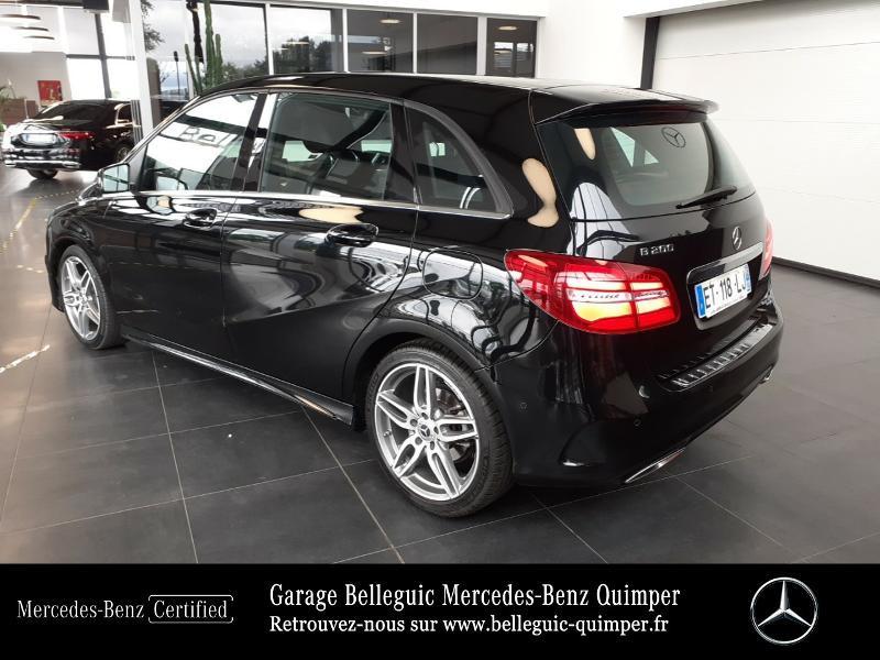 Photo 3 de l'offre de MERCEDES-BENZ Classe B 200 156ch Sport Edition à 22890€ chez Garage Belleguic - Mercedes-Benz Quimper