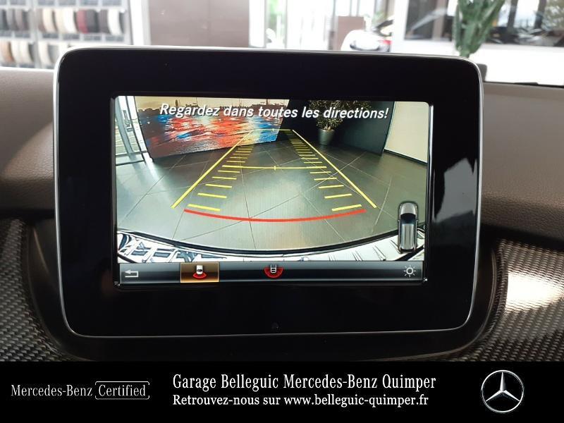 Photo 20 de l'offre de MERCEDES-BENZ Classe B 200 156ch Sport Edition à 22890€ chez Garage Belleguic - Mercedes-Benz Quimper