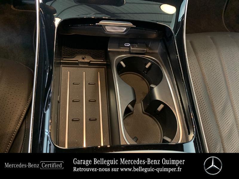 Photo 18 de l'offre de MERCEDES-BENZ Classe S 400 d 330ch AMG Line 4Matic 9G-Tronic à 119900€ chez Garage Belleguic - Mercedes-Benz Quimper