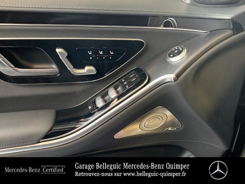 Photo 17 de l'offre de MERCEDES-BENZ Classe S 400 d 330ch AMG Line 4Matic 9G-Tronic à 119900€ chez Garage Belleguic - Mercedes-Benz Quimper