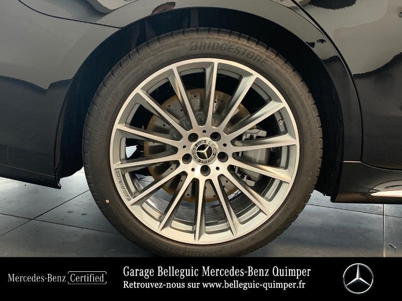 Photo 15 de l'offre de MERCEDES-BENZ Classe S 400 d 330ch AMG Line 4Matic 9G-Tronic à 119900€ chez Garage Belleguic - Mercedes-Benz Quimper