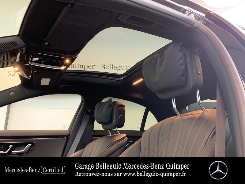 Photo 23 de l'offre de MERCEDES-BENZ Classe S 400 d 330ch AMG Line 4Matic 9G-Tronic à 119900€ chez Garage Belleguic - Mercedes-Benz Quimper
