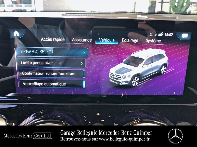 Photo 22 de l'offre de MERCEDES-BENZ GLB 200d 150ch AMG Line 8G DCT à 45889€ chez Garage Belleguic - Mercedes-Benz Quimper