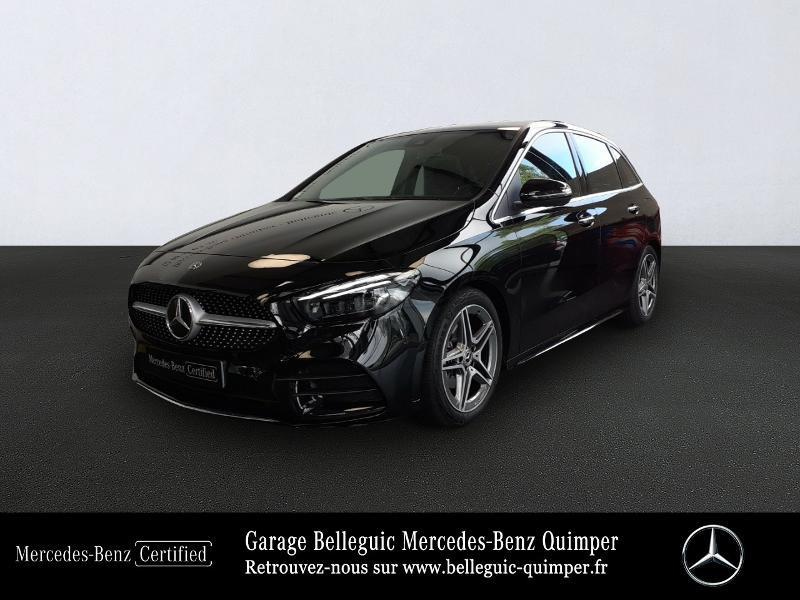 Mercedes-Benz Classe B 180d 116ch AMG Line Diesel Noir Cosmos Métal Occasion à vendre