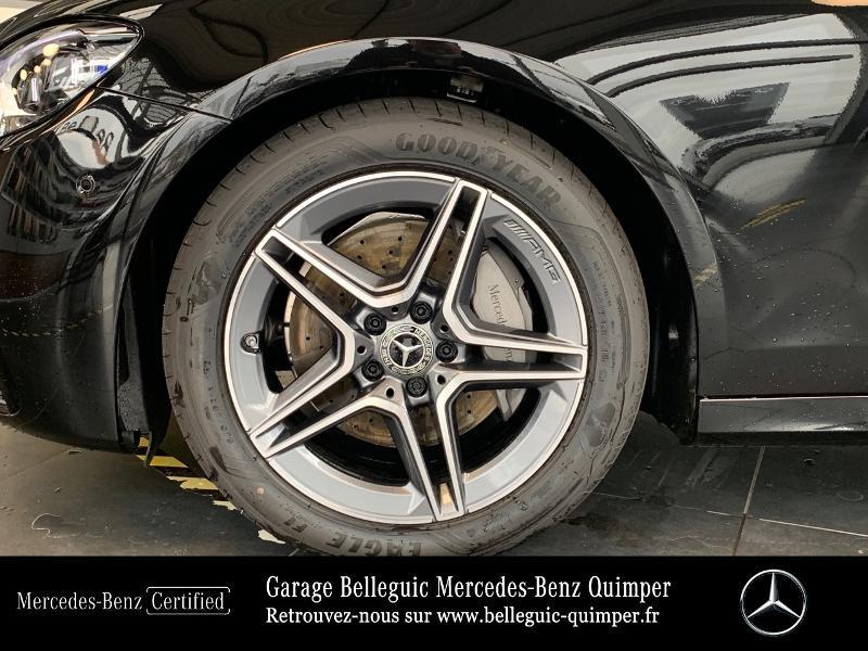Photo 13 de l'offre de MERCEDES-BENZ Classe E 220 d 194ch AMG Line 9G-Tronic à 56900€ chez Garage Belleguic - Mercedes-Benz Quimper