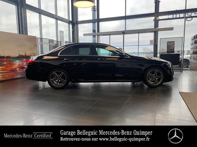 Photo 4 de l'offre de MERCEDES-BENZ Classe E 220 d 194ch AMG Line 9G-Tronic à 56900€ chez Garage Belleguic - Mercedes-Benz Quimper