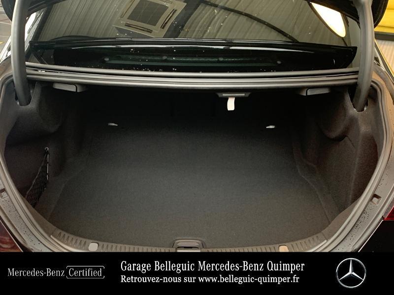 Photo 12 de l'offre de MERCEDES-BENZ Classe E 220 d 194ch AMG Line 9G-Tronic à 56900€ chez Garage Belleguic - Mercedes-Benz Quimper