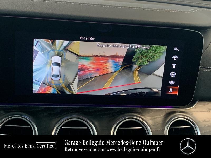 Photo 18 de l'offre de MERCEDES-BENZ Classe E 220 d 194ch AMG Line 9G-Tronic à 56900€ chez Garage Belleguic - Mercedes-Benz Quimper