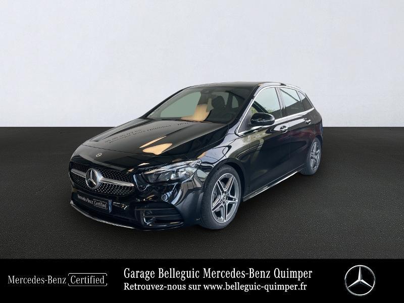Mercedes-Benz Classe B 180d 116ch AMG Line Edition 7G-DCT Diesel Noir Cosmos Métal Occasion à vendre