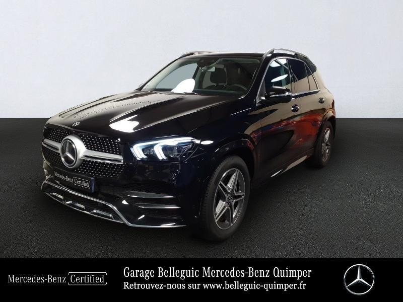 Mercedes-Benz GLE 300 d 245ch AMG Line 4Matic 9G-Tronic Diesel noir obsidienne Occasion à vendre