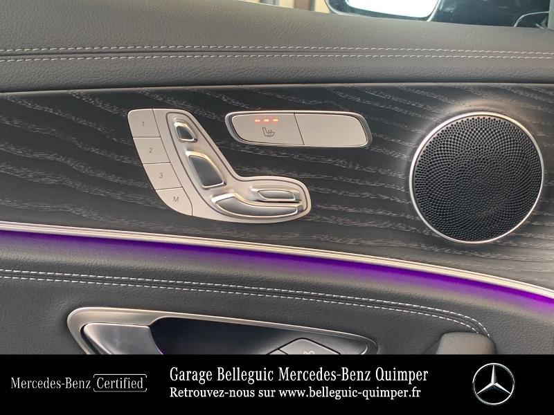 Photo 17 de l'offre de MERCEDES-BENZ Classe E 220 d 194ch AMG Line 9G-Tronic à 56900€ chez Garage Belleguic - Mercedes-Benz Quimper
