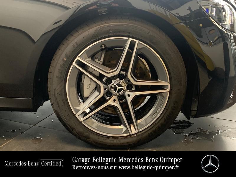 Photo 16 de l'offre de MERCEDES-BENZ Classe E 220 d 194ch AMG Line 9G-Tronic à 56900€ chez Garage Belleguic - Mercedes-Benz Quimper