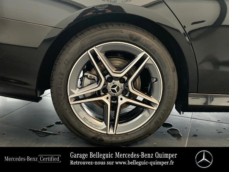 Photo 15 de l'offre de MERCEDES-BENZ Classe E 220 d 194ch AMG Line 9G-Tronic à 56900€ chez Garage Belleguic - Mercedes-Benz Quimper