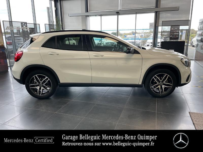 Photo 4 de l'offre de MERCEDES-BENZ Classe GLA 180 d Sensation 7G-DCT à 26390€ chez Garage Belleguic - Mercedes-Benz Quimper