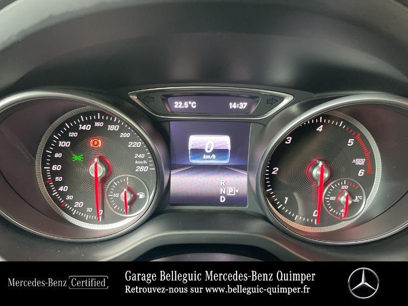 Photo 9 de l'offre de MERCEDES-BENZ Classe GLA 180 d Sensation 7G-DCT à 26390€ chez Garage Belleguic - Mercedes-Benz Quimper